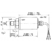 Snímač tlaku kvapalín a plynov TTK1-420