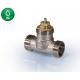2-cestný zónový ventil CTV10