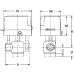 Ventil so servopohonom, DFCM-315X