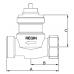 2-cestný zónový ventil RTV10