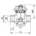 2-cestný zónový ventil ZTTV20-4,0